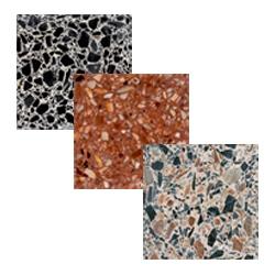 Готовая мозаичная плитка Терраццо