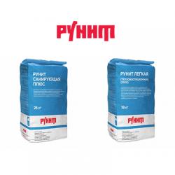 Защитные и теплоизоляционные смеси