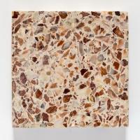 Готовая мозаичная плитка Рунит Терраццо №3