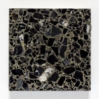 Готовая мозаичная плитка Рунит Терраццо №7