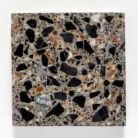Готовая мозаичная плитка Рунит Терраццо №8