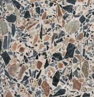 Готовая мозаичная плитка Рунит Терраццо №19